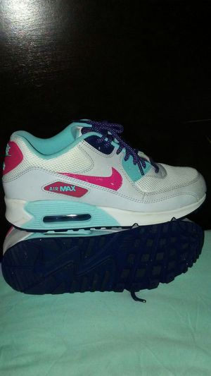Air Max used 2 times