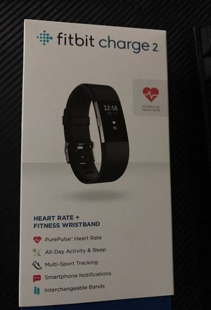Fitbit charge 2 brand new