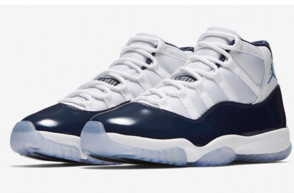 Air Jordan 11 win like 82. For 275 I have size 8.5 and size 9 open boxe brand new never worn