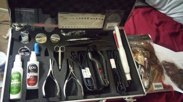 The hair shop pro hair extensions kit electronics in chandler the hair shop pro hair extensions kit pmusecretfo Gallery