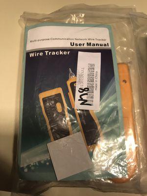 Wire tracker