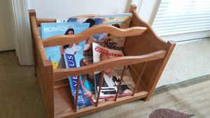 NICE MAGAZINES AND NEWSPAPERS HOLDER EXCELLENT CONDITION