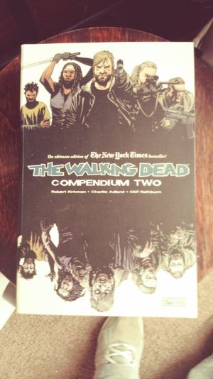 The Walking Dead Compendium One and Two