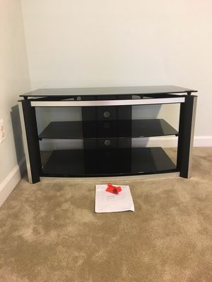 Tv or entertainment stand. Like new.