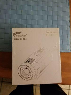 HausBell full HD camcorder