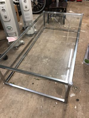 Used Crate & Barrel Coffee Table for sale