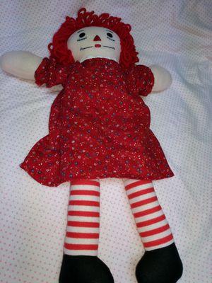 Raggedy Ann Doll $5-Orlando 32829