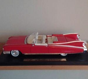 Mailto 1959 Red Cadillac Eldorado Biarritz Convertible/Diecast Model