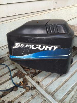 2002 mercury 200 hp motor cowling