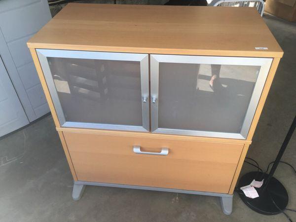 ikea effektiv filing storage cabinet furniture in san carlos ca offerup. Black Bedroom Furniture Sets. Home Design Ideas