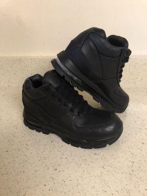 Nike Air boots waterproof kids size 2.