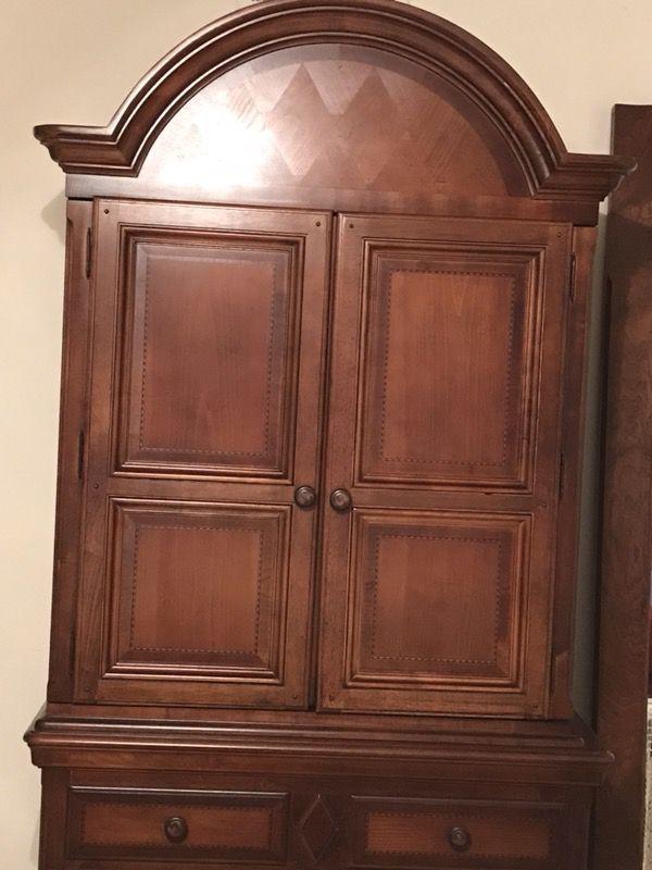 alexander julian bedroom furniture. Alexander Julian Highboy  2 pcs Bedroom Chest Furniture in