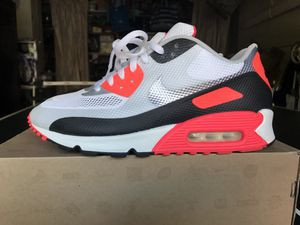 """Nike Air Max 90 Infared """"Hyperfuse"""" Men's size 10"""