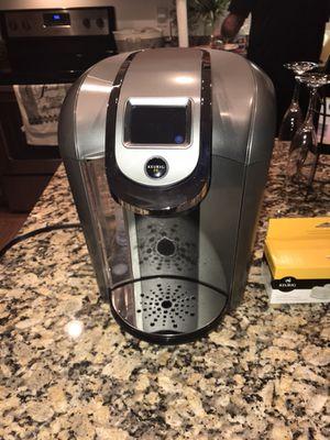 KEURIG K575 COFFEE MACHINE