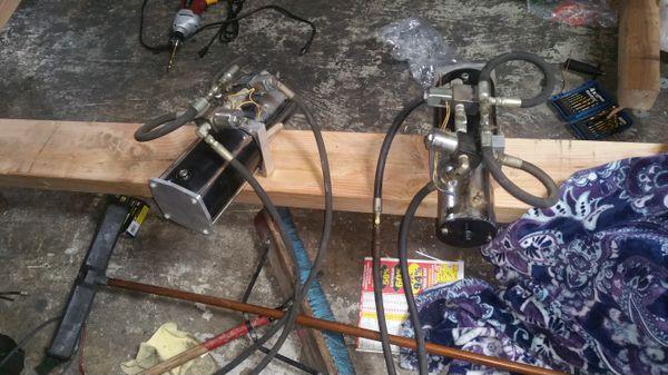 Lowrider Hydraulic pumps (Auto Parts) in Montclair, CA