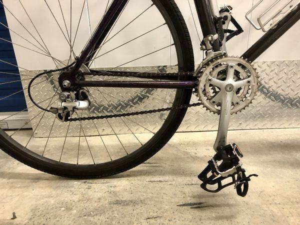28 Trek Multitrack 7900 21 Speed All Carbon Fiber Hybrid Bike