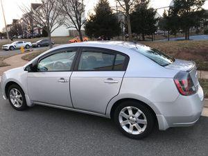 Nissan Sentra 2007, 119*** millas, titulo limpio