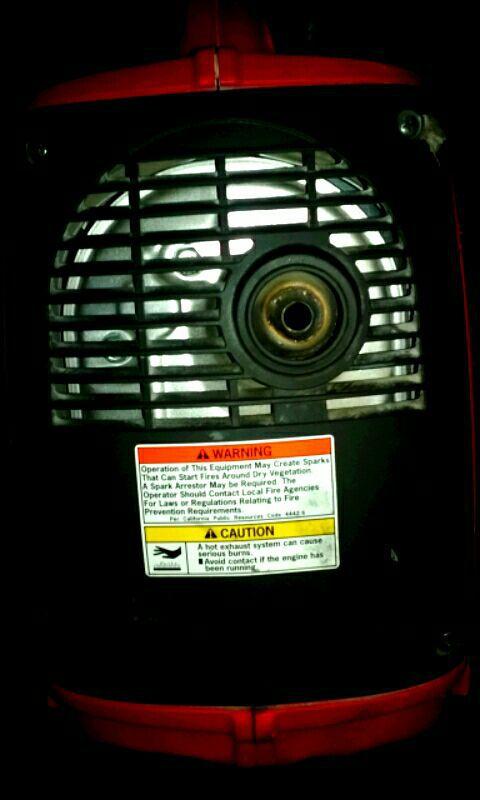 "Details about Honda EU2000i/EU1000 i Generator 3/4"" exhaust extension ..."