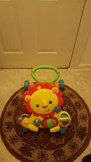Use baby walker