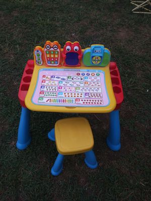 Vteck learning table