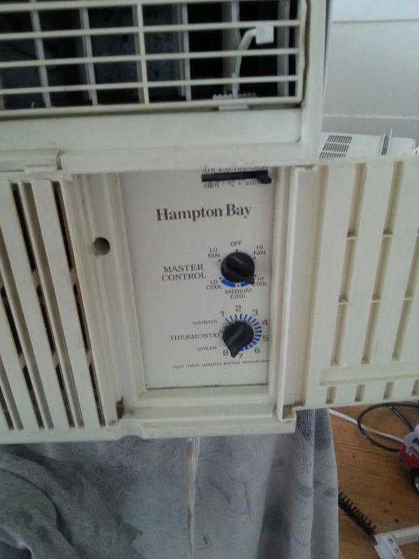 Hvac Hampton Bay 10 000 Btu Window Air Conditioner