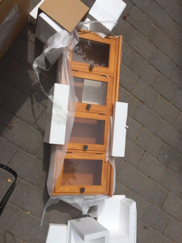 Pottery Barn Curio Cabinet (Furniture) in Malibu, CA - OfferUp