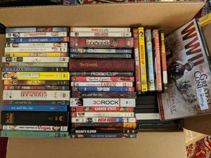 DVD Collection - Over 100 Titles