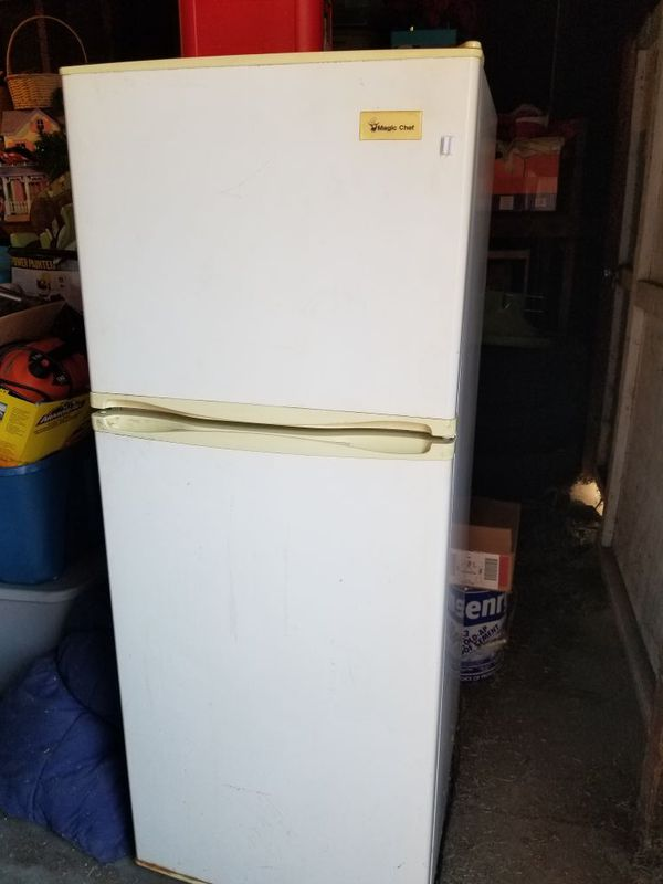 Used apartment size fridge (Auto Parts) in Long Beach, CA - OfferUp