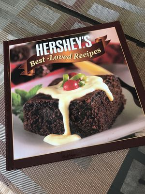 Hershey's recipe book