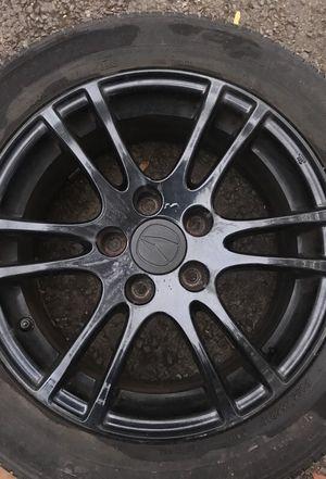 Wheels 205/55/16
