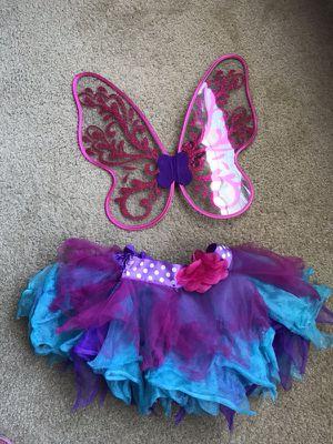 Butterfly costume / disfraz barbie mariposa