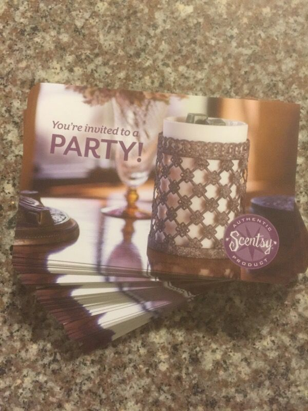 Scentsy Party Invitations (Business Equipment) in Jacksonville Beach ...