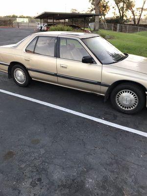 Acura Legend ( Mechanics Special )