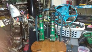 There tein ajustable struts there for a 94 to 99 toyota celica there tein super street dkl37-u1746-r