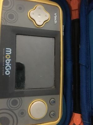 Monitor portable games v-tech brand name
