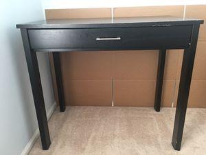 IKEA Espresso Desk