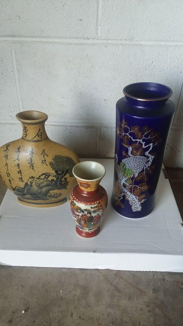 Oriental Vases Antiques In Columbus Oh