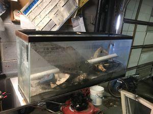 76 gallon fish tank