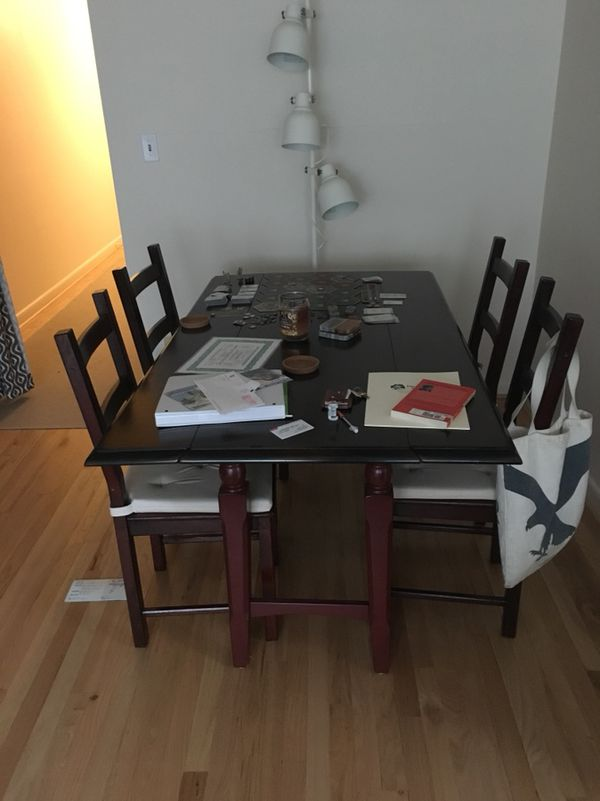 dining table and chair set. Dining room table and chair set  Furniture in Seattle WA OfferUp