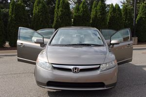 **Honda Civic ***CarFax Certified 1 owner*** VA Inspection. LOW MILES!