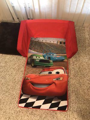 Cars Foam Flip Open Chair / Sleeper