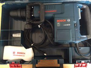 Bosch sds max demolition hammer