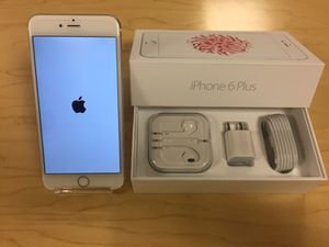 Apple iPhone 6+ 16/64/128gb - Factory Unlocked - Comes w/ Box + Accessories & 1 Month Warranty