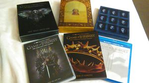 Games of Thrones all seasons 1 to 7