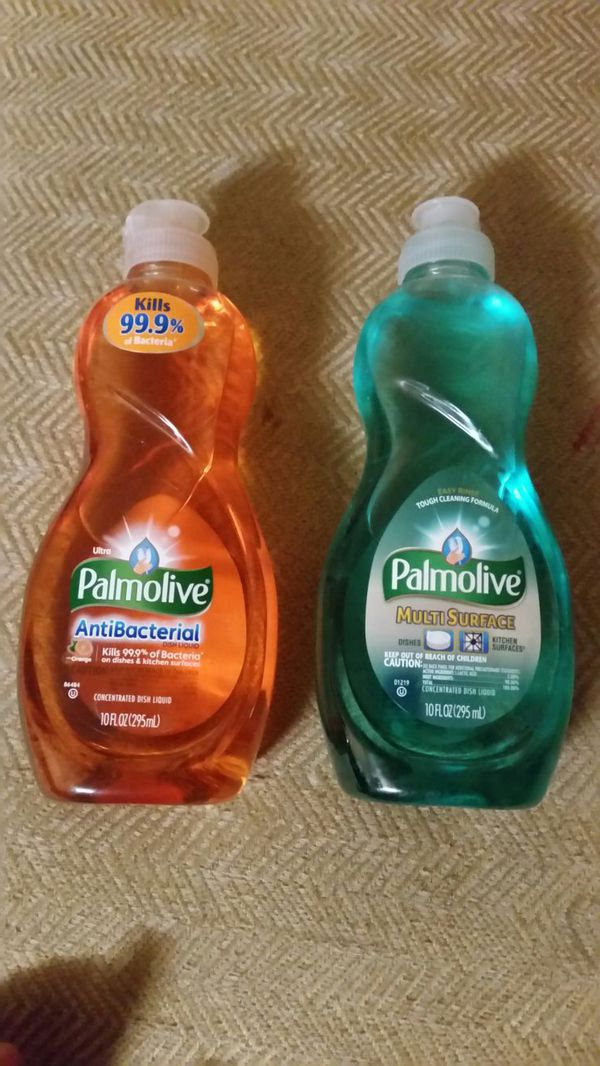 Palmolive Dish Soap 10 Oz Bottles Household In Chicago