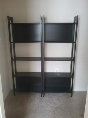 Ikea corner shelfs