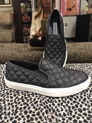 Women's Steve Madden Ecentric Q Platform Sneakers SZ 7.5 Only $35