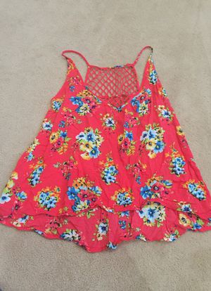 Apropostale Cami Floral Top. Size XS