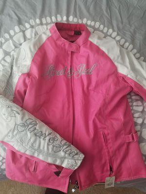 Women's Large Motorcycle Jacket