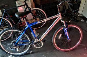 Magna bike